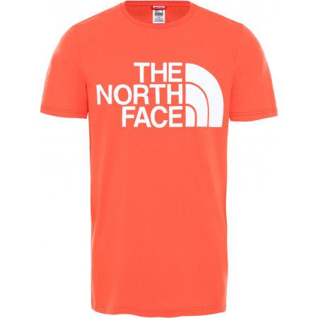 Pánské triko - The North Face STANDARD SS TEE - 1