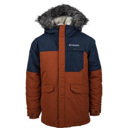 Columbia NORDIC STRIDER JACKET - Dětská zimní bunda