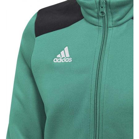 Chlapecká fotbalová mikina - adidas REGI18 PES JKTY - 3