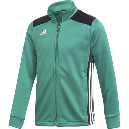 Chlapecká fotbalová mikina - adidas REGI18 PES JKTY - 1