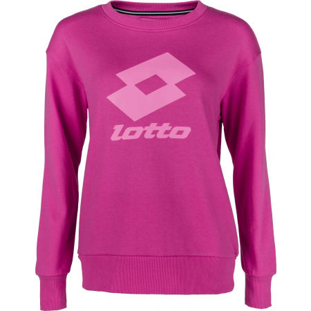 Lotto SMART W II SWEAT RN FT - Dámská mikina