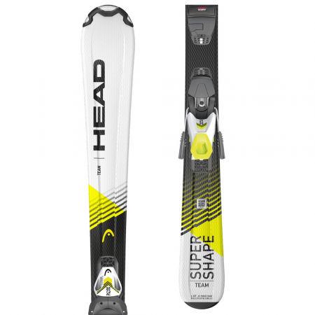 Head SUPERSHAPE TEAM SLR PRO+SLR 7.5 GW AC - Juniorské sjezdové lyže