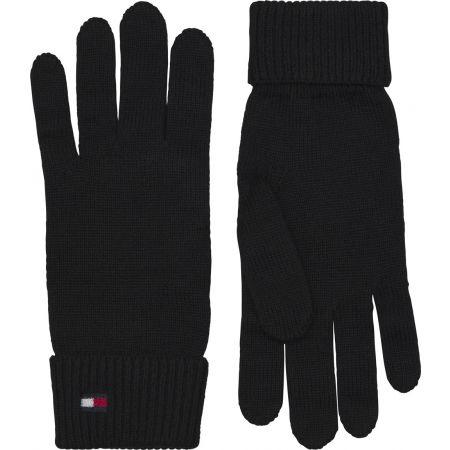 Tommy Hilfiger ESSENTIAL KNIT GLOVES - Dámské rukavice