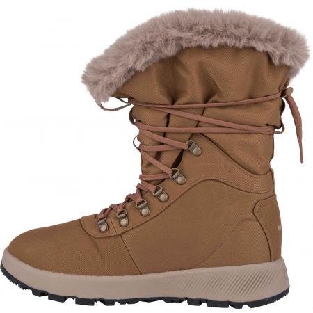 Dámské zimní boty - Columbia SLOPESIDE VILLAGE OMNI-HEAT - 4