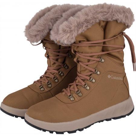 Dámské zimní boty - Columbia SLOPESIDE VILLAGE OMNI-HEAT - 2