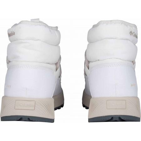 Dámské zimní boty - Columbia SLOPESIDE VILLAGE - 7