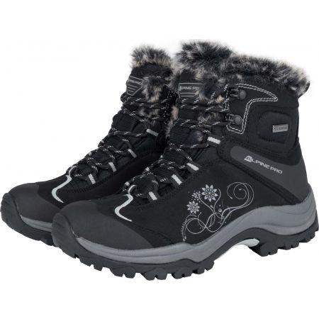 Dámská zimní obuv - ALPINE PRO BANOFFE - 2