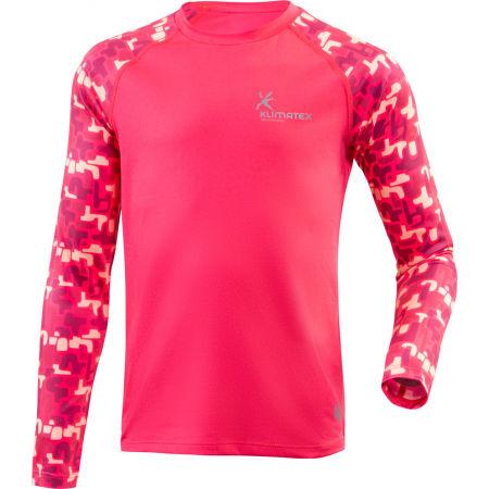 Klimatex TAIKA - Dětské funkční běžecké triko
