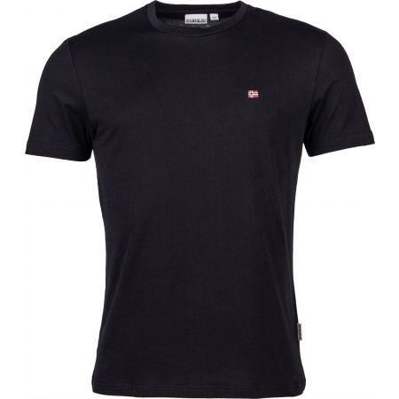 Pánské tričko - Napapijri SALIS C SS - 1