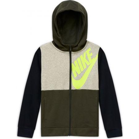 Nike NSW HOODIE FZ KIDS PACK B - Chlapecká mikina