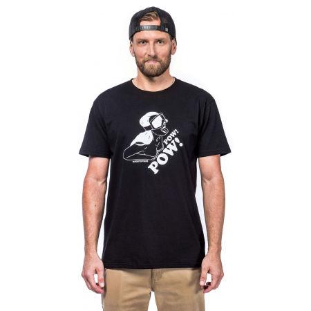 Horsefeathers POW POW T-SHIRT - Pánské tričko
