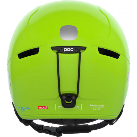 Dětská lyžařská helma - POC POCito OBEX SPIN - 4