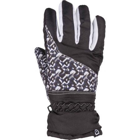 Dívčí lyžařské rukavice - Lewro TORES - 1