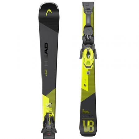 Head V SHAPE V8+PR 11 GW - Sjezdové lyže