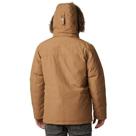 Pánská zimní bunda - Columbia MARGUAM PEAK JACKET - 4