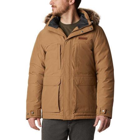 Columbia MARGUAM PEAK JACKET - Pánská zimní bunda