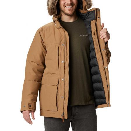 Pánská zimní bunda - Columbia MARGUAM PEAK JACKET - 3