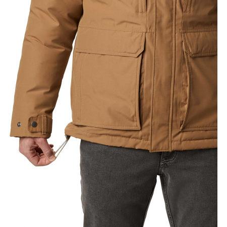 Pánská zimní bunda - Columbia MARGUAM PEAK JACKET - 6