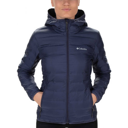 Columbia LAKE 22 DOWN HOODED JACKET - Dámská péřová bunda