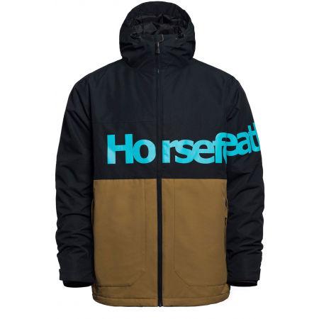 Horsefeathers MORSE JACKET - Pánská lyžařská/snowboardová bunda
