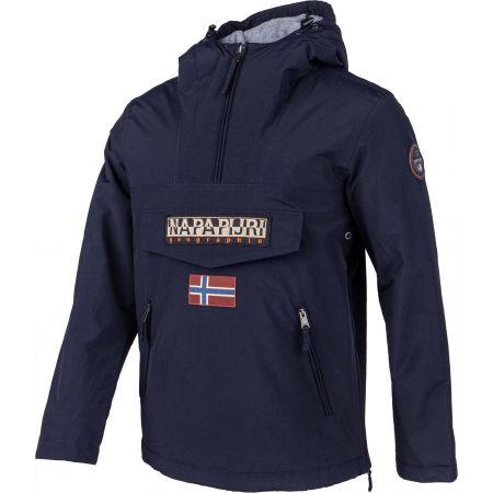 Pánská zimní bunda - Napapijri RAINFOREST POCKET 1 - 2