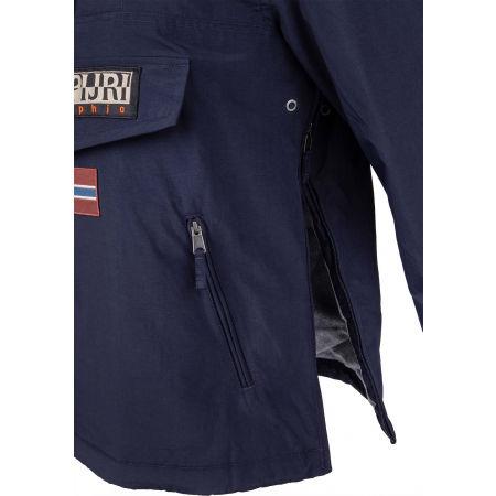 Pánská zimní bunda - Napapijri RAINFOREST POCKET 1 - 4