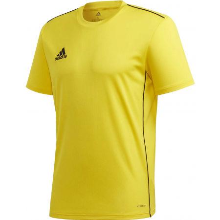 adidas CORE18 JSY - Pánský fotbalový dres
