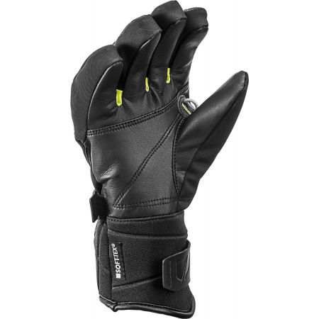Dětské sjezdové rukavice - Leki RACE COACH C-TECH S JR - 2