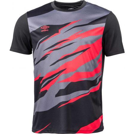Umbro FW GRAPHIC TRAINING JERSEY - Pánské sportovní triko