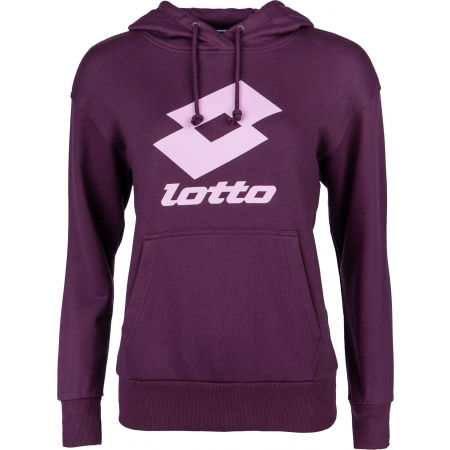 Lotto SMART W II SWEAT HD FT - Dámská mikina