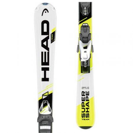 Head S.SHAPE T.SLR 2 + SLR 7.5AC - Juniorské sjezdové lyže