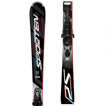 Sporten RS 6 SL + VIST 614 - Pánské sjezdové lyže