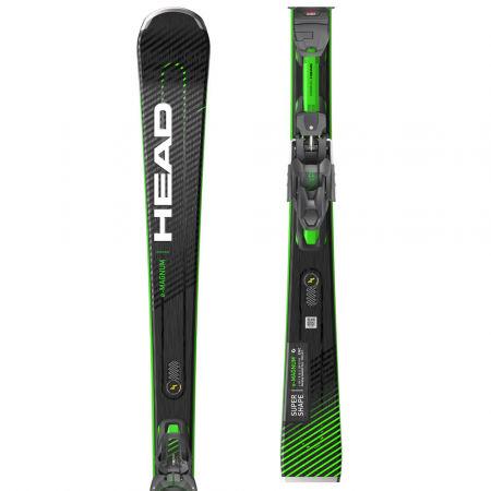 Head SUPERSHAPE E MAGNUM+PRD 12 GW - Univerzální sportovní lyže