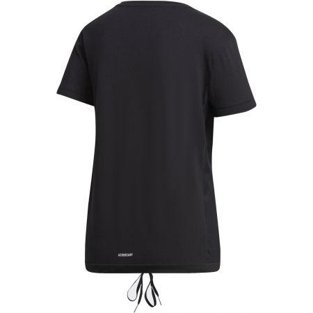 Dámské sportovní tričko - adidas D2M MO T - 2