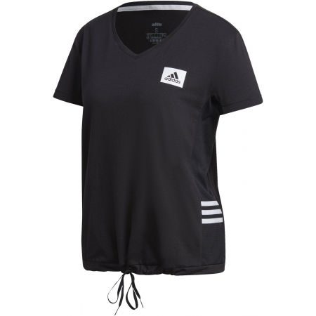 Dámské sportovní tričko - adidas D2M MO T - 1