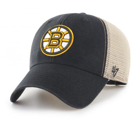 47 NHL BOSTON BRUINS FLAGSHIP WASH '47 MVP BLK - Kšiltovka