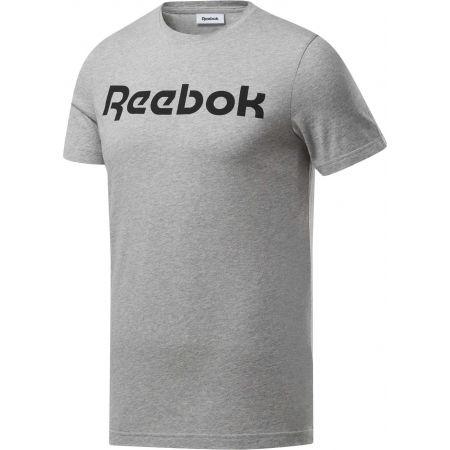 Reebok GRAPHIC SERIES REEBOK LINEAR READ TEE - Pánské triko