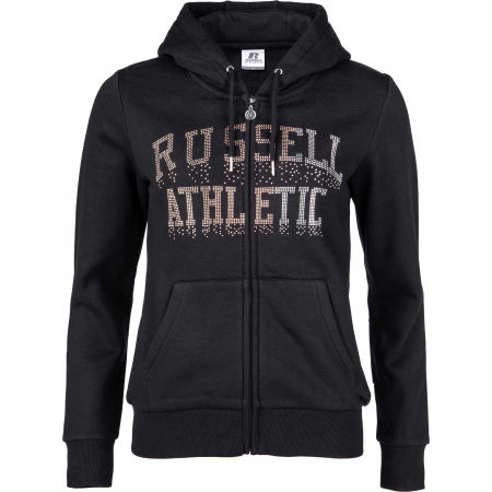 Russell Athletic ZIP THROUGH HOODY - Dámská mikina