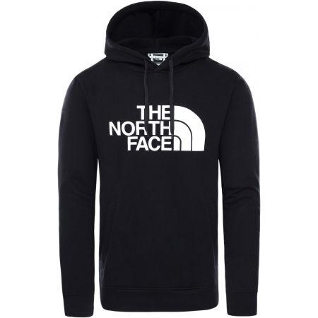 Pánská fleecová mikina - The North Face HALF DOME PULLOVER NEW TAUPE - 1