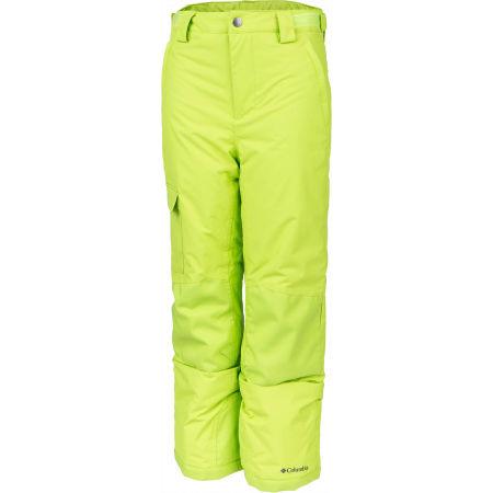 Columbia Y BUGABOO II PANT - Dětské zateplené kalhoty