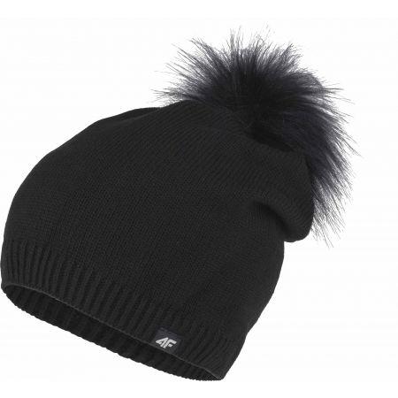 Dámská zimní čepice - 4F CAP - 1