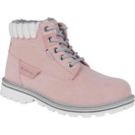 ALPINE PRO GENTIANO - Dětská zimní obuv