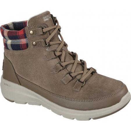 Skechers GLACIAL ULTRA - Dámská zimní obuv