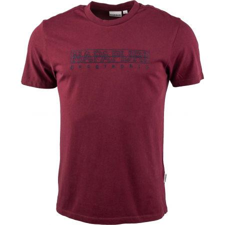 Pánské tričko - Napapijri SEBEL SS - 1