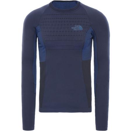 The North Face M SPORT L/S CR - Pánské triko s dlouhým rukávem