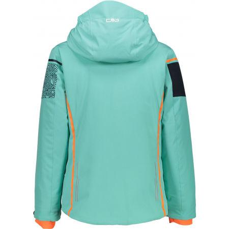 Dívčí lyžařská bunda - CMP KID GIRL JACKET - 2