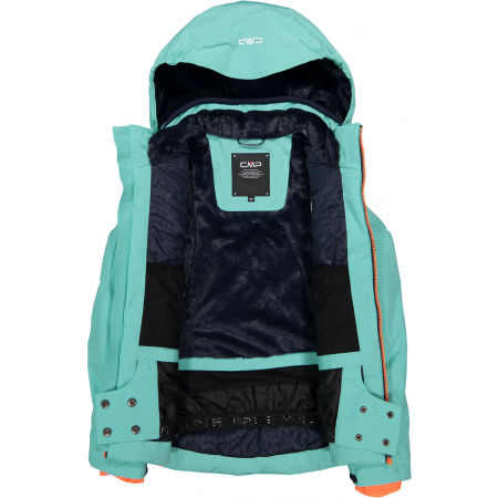 Dívčí lyžařská bunda - CMP KID GIRL JACKET - 3