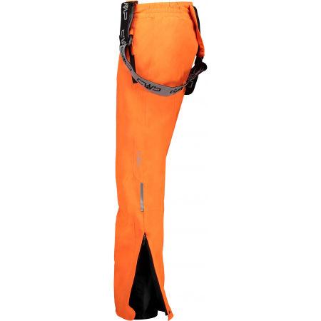Dívčí lyžařské kalhoty - CMP KID GIRL SALOPETTE - 3
