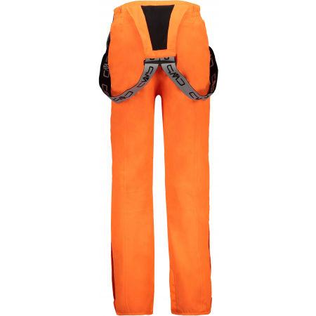 Dívčí lyžařské kalhoty - CMP KID GIRL SALOPETTE - 2