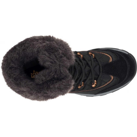 Dámská zimní obuv - Jack Wolfskin ASPEN TEXAPORE HIGH W - 5